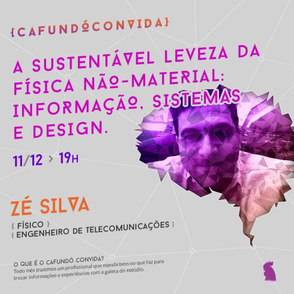 4º Cafundó Convida: Informação, Sistemas e Design